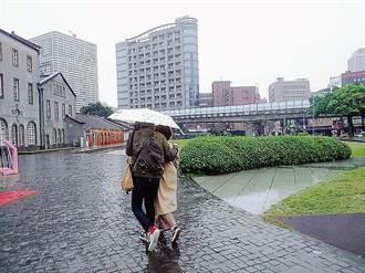 影》週二北、東部短暫雨!清晨低溫14度 中南部空品差