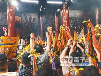 2019大甲媽祖遶境進香7日起駕