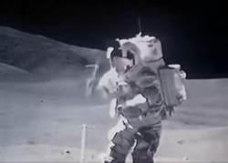 快轉播放登月影片 網驚:天線寶寶
