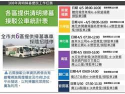 清明掃墓湧車潮 台南警每日動員600警維持交通