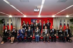 拜會國際青商會 盧秀燕:協助青年是市府責任