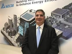 能源、城市安全問題日增 台達新任歐洲總經理:提供整套解決方案