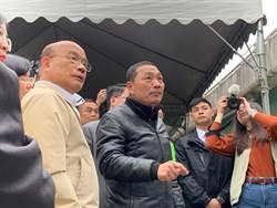 政院允7億補助增設匝道 侯友宜:5年完工改善五股塞車