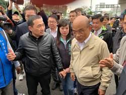 霸王條款否決初選人選  蘇貞昌:不希望用到
