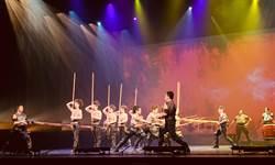 鼓聲殺戮隱喻反戰   朱團《木蘭》前進廣州大劇院