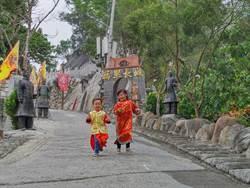 清明連假遊台灣萬里長城 60歲以上長者免費