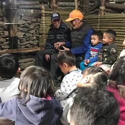 都達國小賽德克石板家屋落成 族語文化教學更融入