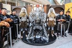 找到《權力遊戲》鐵王座打卡 前進加新加坡參加特映會