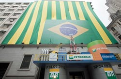 全球股市4月耀眼 巴西、大中華放閃
