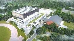 東海興建綜合大樓 打造體育園區