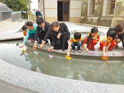 水道取水口展示館 新竹好景點