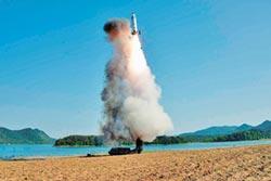 北韓重上懸崖 修復飛彈發射場