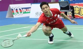 印尼羽賽》周天成連勝林丹 BWF專文讚史詩好球