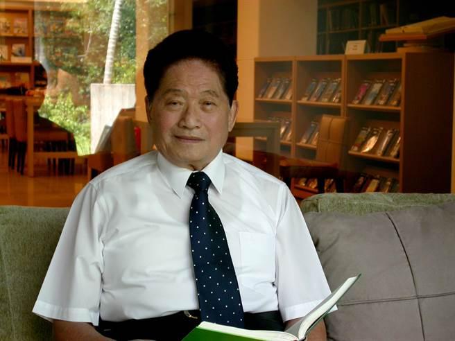 曾任總統府資政的羅東博愛醫院創辦人許文政,今天凌晨過世。(羅東博愛醫院提供)
