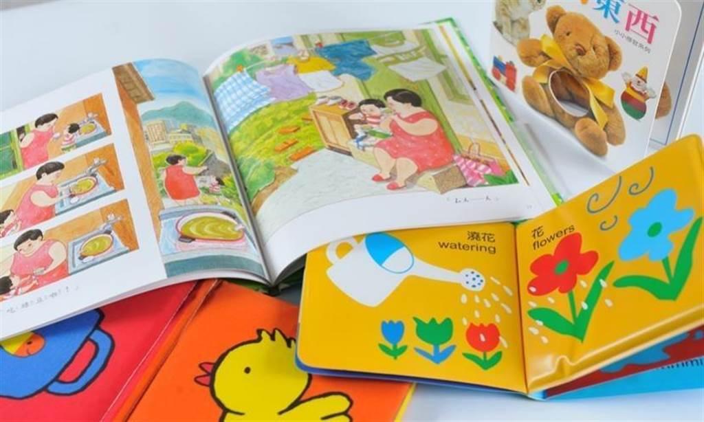 祖克曼提醒,親子共讀不用太拘泥方式,關鍵是和孩子開心互動。(圖片來源/陳德信)