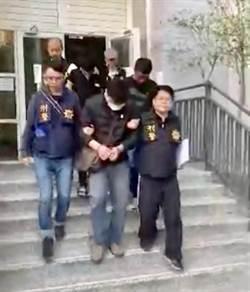 警破獲某特定政黨員 涉販賣改造槍械