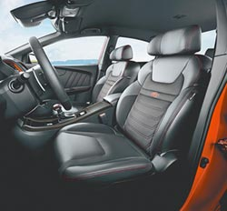 LUXGEN S5 GT225副駕駛座女王級