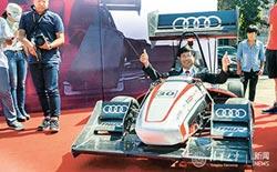 汽車強國 北京清華設車輛學院