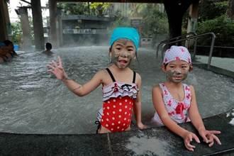 兒童節連假遊台南!泡泥漿溫泉、住星空帳棚嗨翻天