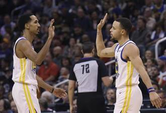 NBA》勇士釋出三冠功勳 不須支付豪華稅