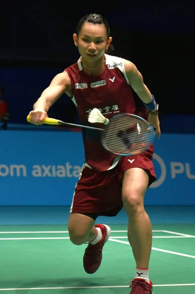 戴資穎擊敗泰國選手布莎蘭,晉級馬來西亞公開8強。( badminton photo)