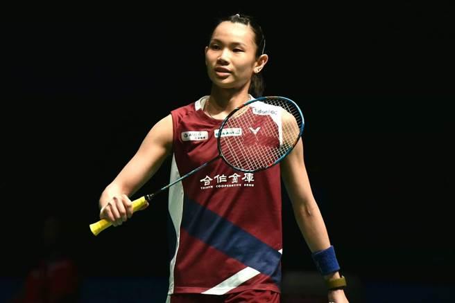 戴資穎換了新戰袍。(badminton photo)