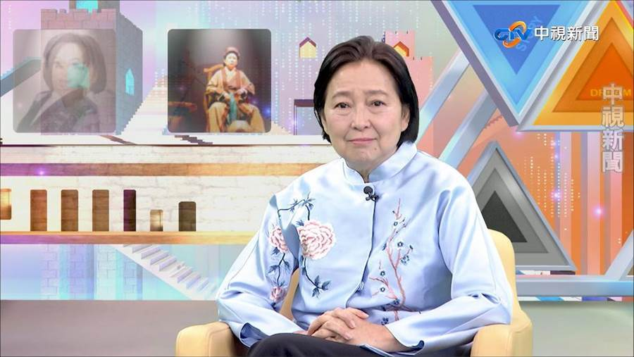 方芳日前上節目接受專訪。(圖片提供:中視)