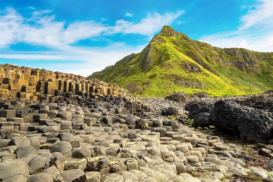 像外星人遺跡!愛爾蘭驚見巨人樓梯(圖/達志影像)