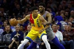 NBA》字母哥轟翻七六人 公鹿鎖定聯盟第1