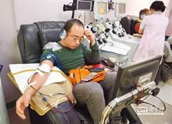 B型血也急缺!台北僅AB型血可撐超過4天