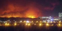 森林大火失控!韓宣布國家災難 數千人逃命