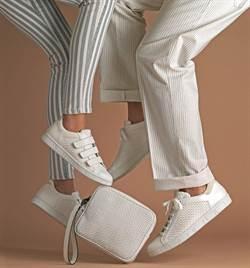 白鞋控心聲被聽到了!義大利鞋皇的編織小白鞋駕到