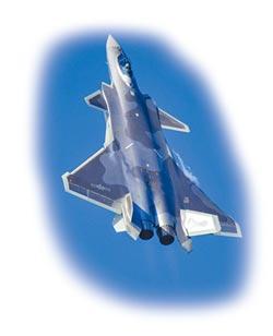 殲-20養護成本高 展現陸實力