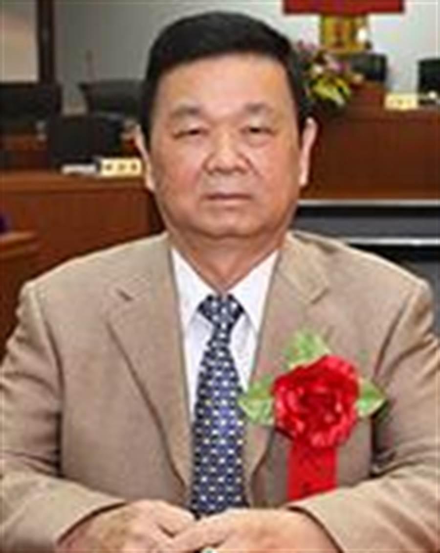 永靖鄉民代表會主席林大福涉嫌賄選被羈押。(吳敏菁翻攝)