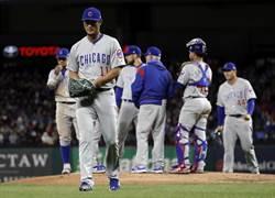MLB》達比修為何早退?小熊調度引爭議