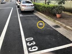 中市府攜手遠傳  建即時查路邊停車格系統