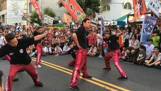 制霸文化路 當街鬥舞當街頭小霸王