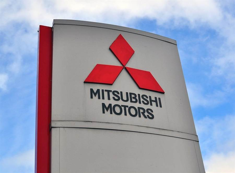 MITSUBISHI MOTORS 三菱。(達志影像/shutterstock)