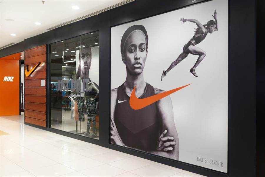Nike 耐吉。(達志影像/shutterstock)