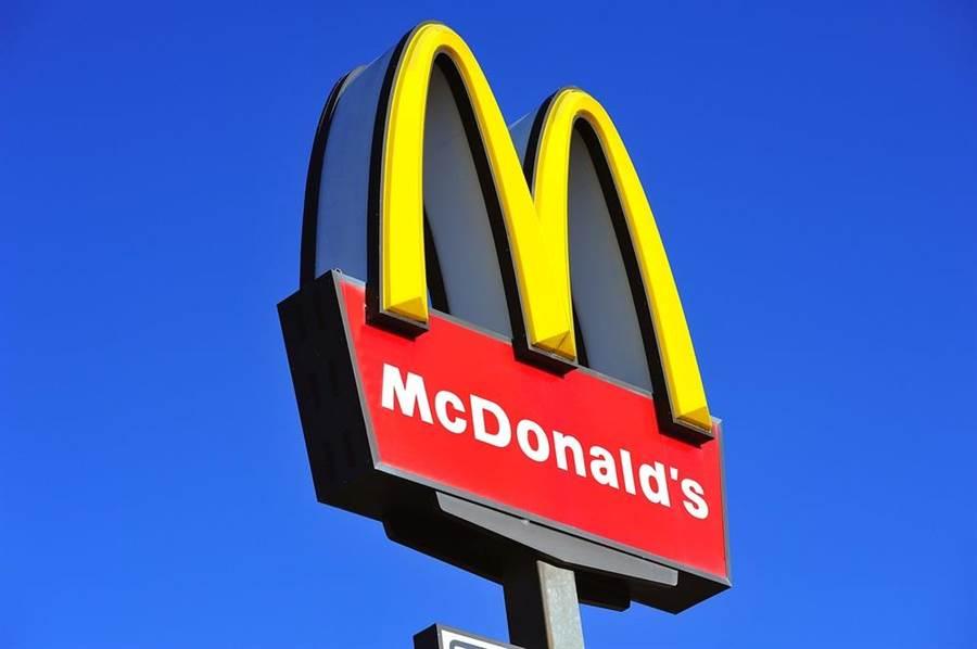 McDonald's 麥當勞。(達志影像/shutterstock)