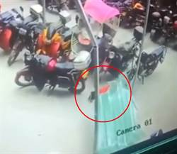 6歲童26樓墜落 竟自行爬起跑開
