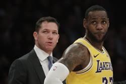 NBA》美媒:詹皇影響高層不留痕跡
