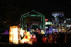 台南市議會燈會結束 24天吸引36萬人次賞燈