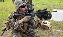 美國陸戰隊換裝新式40公釐榴彈槍