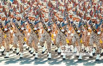 伊朗革命衛隊 美擬列恐怖組織