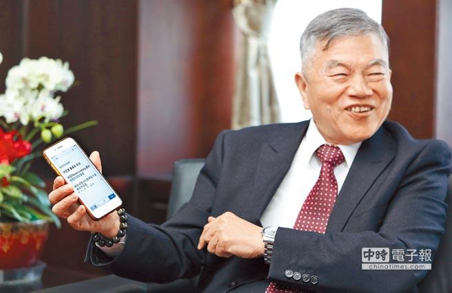 經濟部長沈榮津表示,他與各台商大企業的老闆保持熱線聯繫,五大產業供應鏈已經回來了。(本報資料照片)
