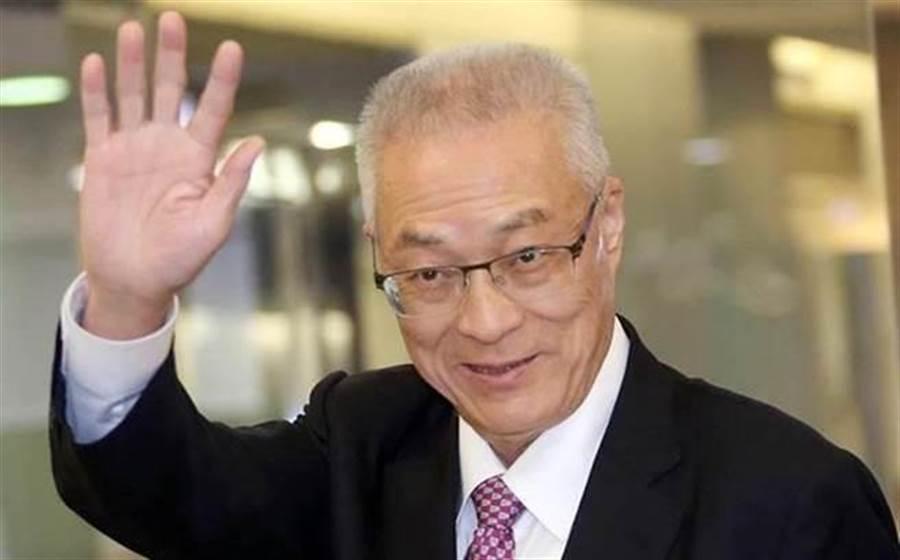 國民黨黨主席吳敦義。(本報資料照)