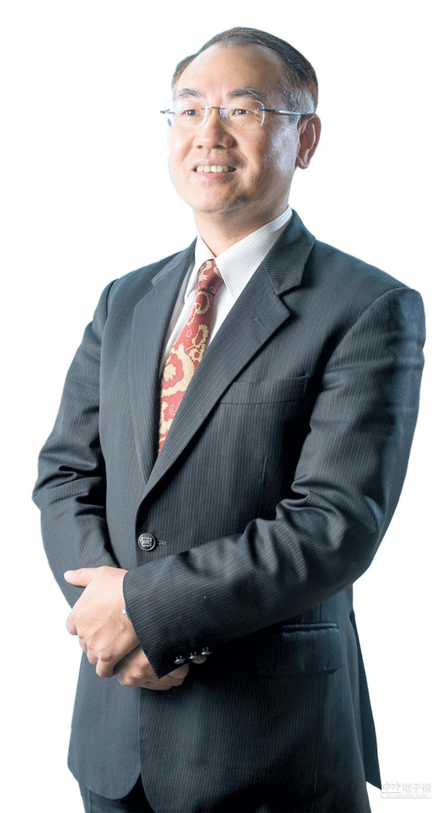 台灣彩券總經理蔡國基。圖/本報資料照片