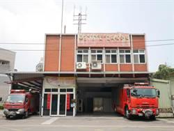 頂埔消防分隊43年建物老舊 民代爭取重建有譜