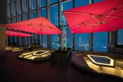 CÉ LA VI高空Lounge Bar  微風南山全新娛樂體驗
